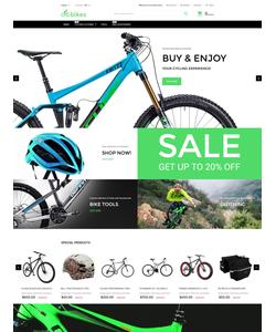 Magento e-shop šablona na téma Auta č. 55622