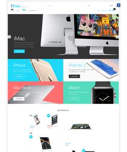 Magento e-shop šablona na téma Elektronika č. 58834