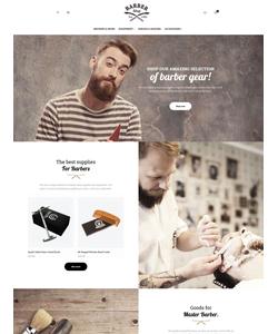 Magento e-shop šablona na téma Krása č. 60068