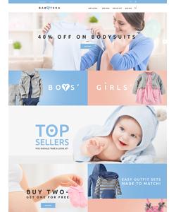 Magento e-shop šablona na téma Rodina č. 61191