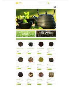 Magento e-shop šablona na téma Jídlo a pití č. 47181