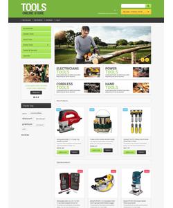 Magento e-shop šablona na téma Nejpopulárnější č. 47673