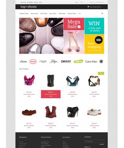 Magento e-shop šablona na téma Móda č. 47680