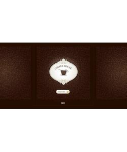 Moto CMS HTML šablona na téma Café a restaurace č. 45612