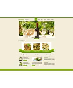 Moto CMS HTML šablona na téma Café a restaurace č. 45775