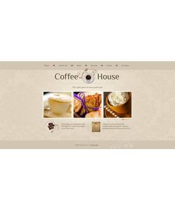 Moto CMS HTML šablona na téma Café a restaurace č. 46867