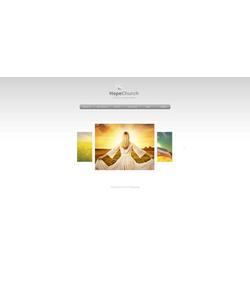 Moto CMS HTML šablona na téma Náboženství č. 47202