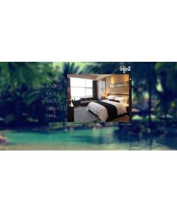 Moto CMS HTML šablona na téma Hotely č. 47386