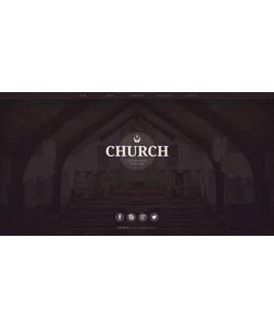 Moto CMS HTML šablona na téma Náboženství č. 48390