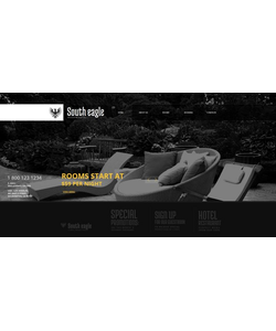 Moto CMS HTML šablona na téma Hotely č. 50565
