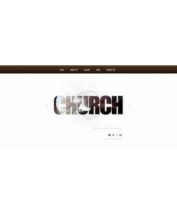 Moto CMS HTML šablona na téma Náboženství č. 50822
