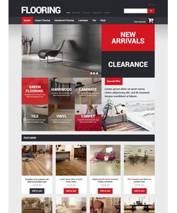 OpenCart e-shop šablona na téma Interiér a nábytek č. 49260