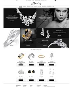 OpenCart e-shop šablona na téma Šperky č. 49583