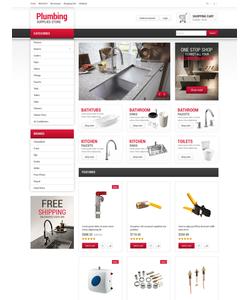 OpenCart e-shop šablona na téma Nejpopulárnější č. 50757