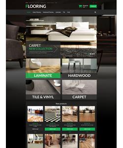 OpenCart e-shop šablona na téma Interiér a nábytek č. 51287