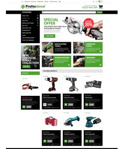 OpenCart e-shop šablona na téma Nejpopulárnější č. 51382