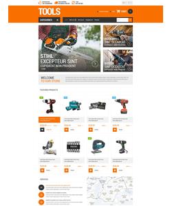 OpenCart e-shop šablona na téma Nejpopulárnější č. 52754