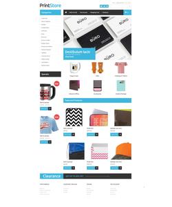 OpenCart e-shop šablona na téma Umění a fotografie č. 52864