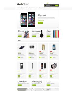 OpenCart e-shop šablona na téma Elektronika č. 53398