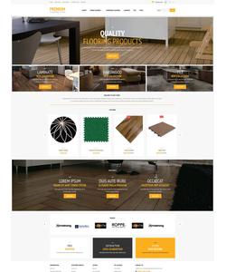 OpenCart e-shop šablona na téma Interiér a nábytek č. 53450
