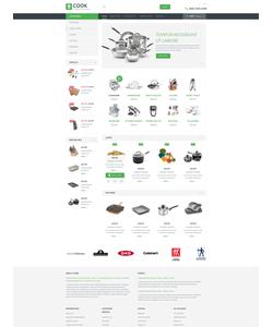OpenCart e-shop šablona na téma Interiér a nábytek č. 53708