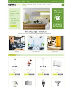OpenCart e-shop šablona na téma Průmysl č. 54954