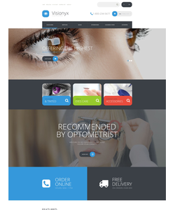 OpenCart e-shop šablona na téma Móda č. 54980