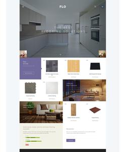 OpenCart e-shop šablona na téma Interiér a nábytek č. 58116