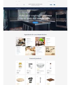 OpenCart e-shop šablona na téma Interiér a nábytek č. 58234