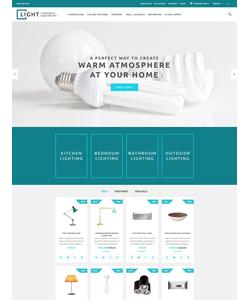 OpenCart e-shop šablona na téma Průmysl č. 60056