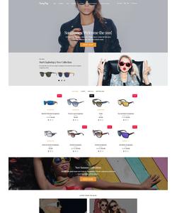 OpenCart e-shop šablona na téma Móda č. 60079