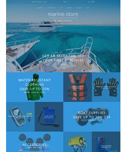 OpenCart e-shop šablona na téma Sport č. 61203
