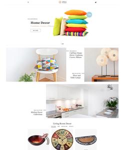 OpenCart e-shop šablona na téma Interiér a nábytek č. 61282