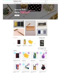 OpenCart e-shop šablona na téma Podnikání č. 62308