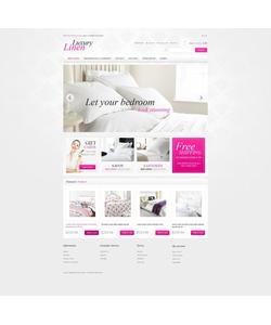 OpenCart e-shop šablona na téma Interiér a nábytek č. 40521
