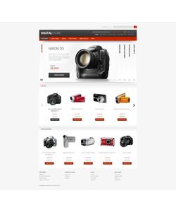 OpenCart e-shop šablona na téma Elektronika č. 40570