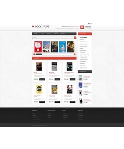 OpenCart e-shop šablona na téma Knihy č. 41756