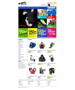 OpenCart e-shop šablona na téma Móda č. 43221