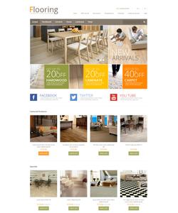 OpenCart e-shop šablona na téma Interiér a nábytek č. 45571