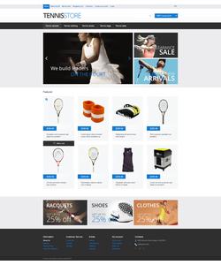 OpenCart e-shop šablona na téma Sport č. 47065