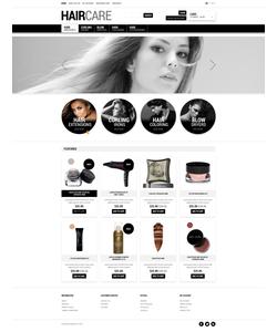 OpenCart e-shop šablona na téma Krása č. 47295
