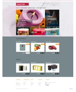 OpenCart e-shop šablona na téma Hobby č. 47369