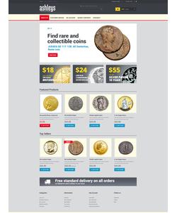 PrestaShop e-shop šablona na téma Hobby č. 47704