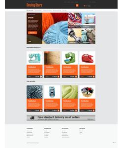 PrestaShop e-shop šablona na téma Hobby č. 47745