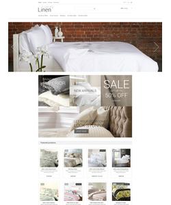 PrestaShop e-shop šablona na téma Interiér a nábytek č. 47774