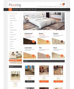 OpenCart e-shop šablona na téma Interiér a nábytek č. 47872