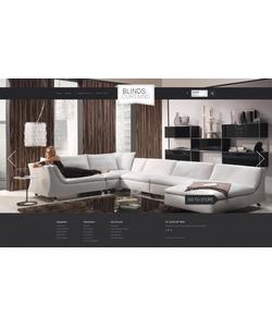 PrestaShop e-shop šablona na téma Interiér a nábytek č. 47919