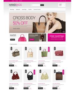 PrestaShop e-shop šablona na téma Móda č. 47933