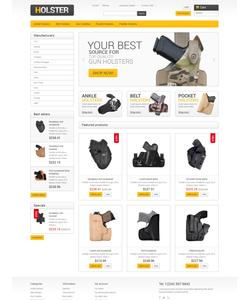 PrestaShop e-shop šablona na téma Vojenské č. 48238