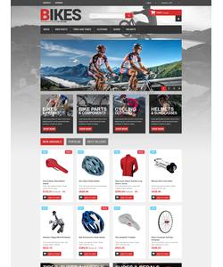 PrestaShop e-shop šablona na téma Sport č. 48950